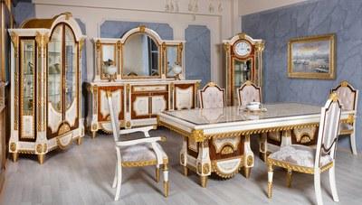 Abide Klasik Yemek Odası