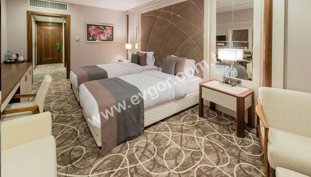 Adenya Otel Yatak Odası