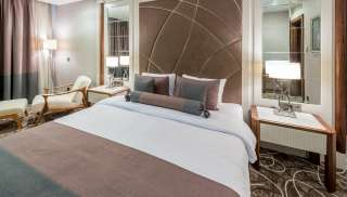 Adenya Otel Yatak Odası - Thumbnail