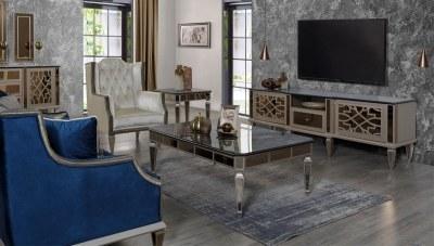 Alanya Art Deco TV Ünitesi
