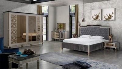 Alanya Art Deco Yatak Odası