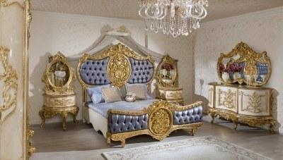 Alasya Klasik Yatak Odası