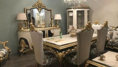Alsace Klasik Yemek Odası