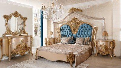 Analiz Klasik Yatak Odası