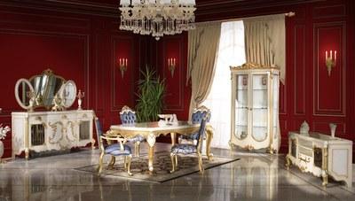Andoni Klasik Yemek Odası