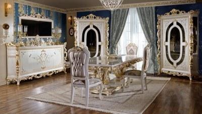 Angela Klasik Yemek Odası