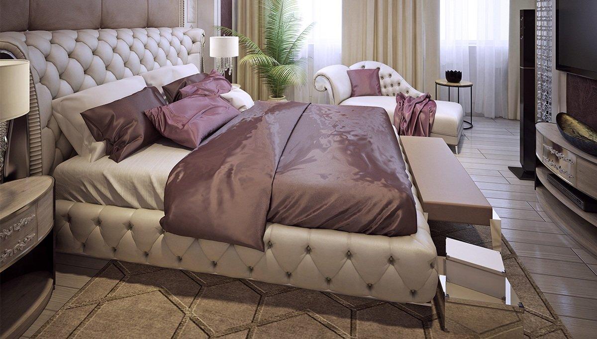 Anjar Otel Yatak Odası