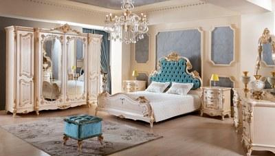 Asaba Klasik Yatak Odası