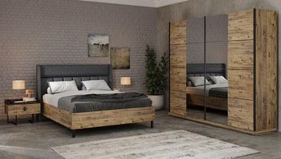 Asane Modern Yatak Odası