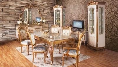 Atalanta Ceviz Yemek Odası