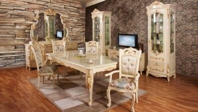 Atalanta Klasik Yemek Odası