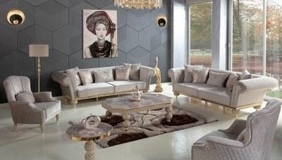 Avanos Luxury Koltuk Takımı
