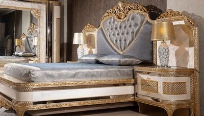 Balerin Klasik Yatak Odası - Thumbnail
