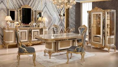 Balerin Klasik Yemek Odası