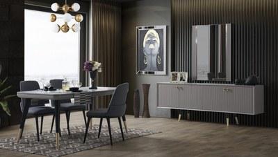 Balton Modern Yemek Odası