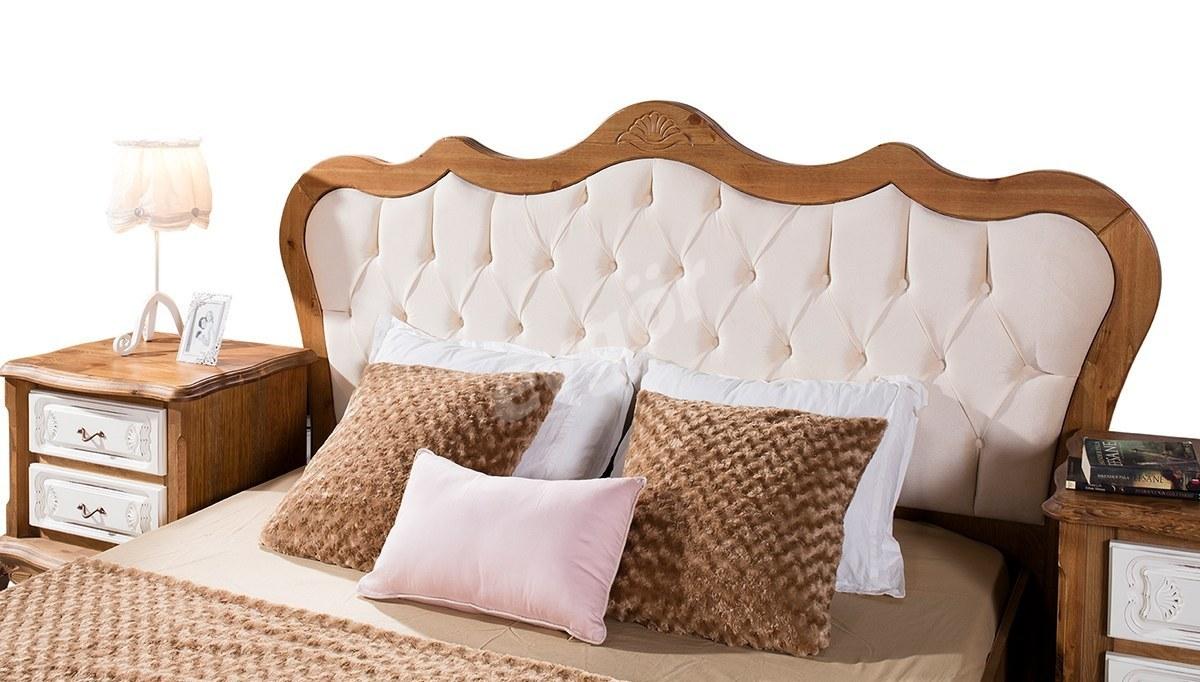 Barbosa Ahşap Yatak Odası