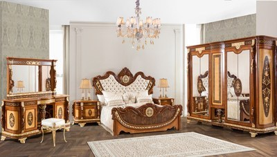 Bartüs Klasik Yatak Odası