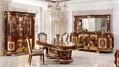 Bartüs Klasik Yemek Odası