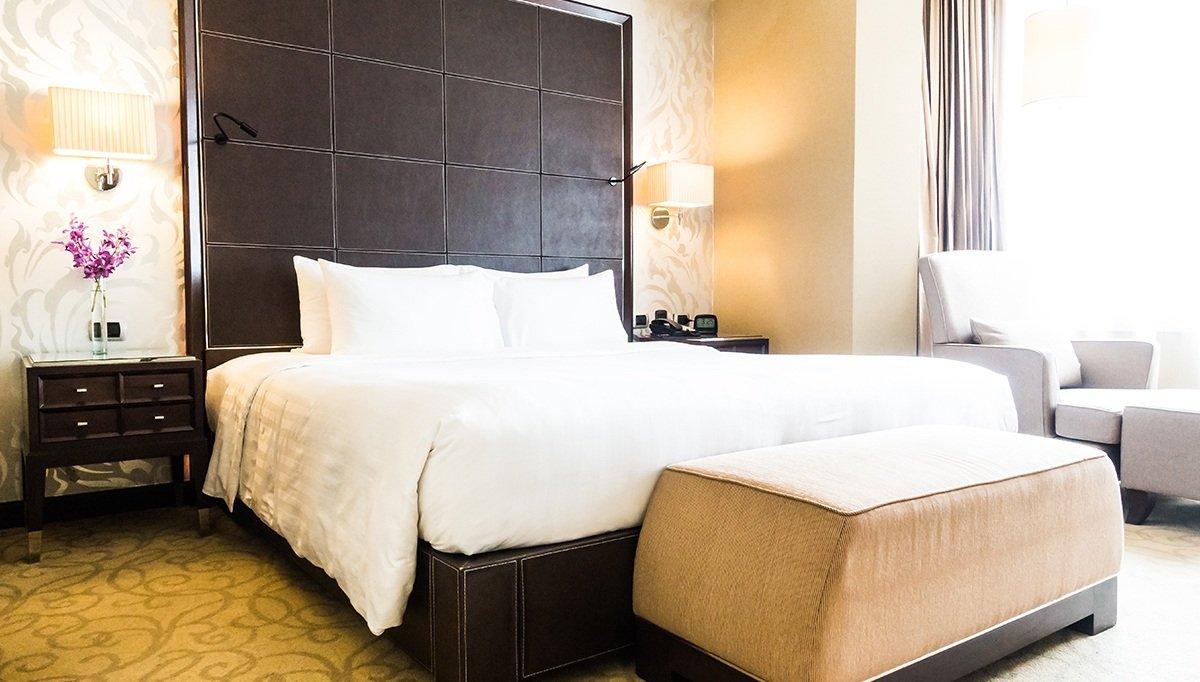 Bejar Otel Yatak Odası
