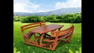 Besat Piknik Masası