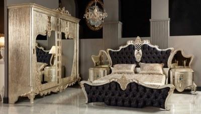 Beyzade Klasik Yatak Odası