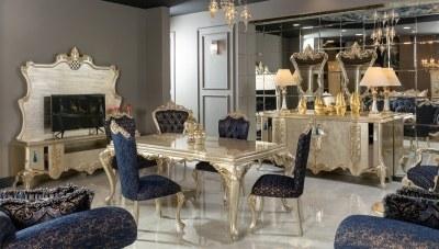 Beyzade Klasik Yemek Odası