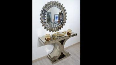 Cadiz Aynalı Dresuar