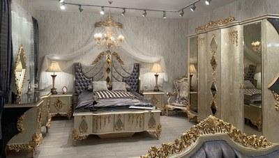 Cartez Klasik Yatak Odası