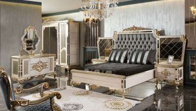 Cengizhan Klasik Yatak Odası