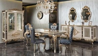 Cengizhan Klasik Yemek Odası