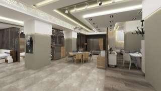 Ceviz Beyaz Otel Resepsiyonu - Thumbnail