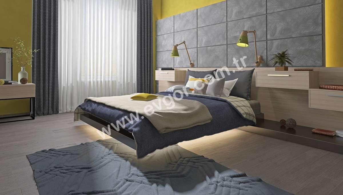 Conrado Otel Yatak Odası