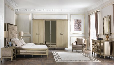 Crown Lüks Yatak Odası