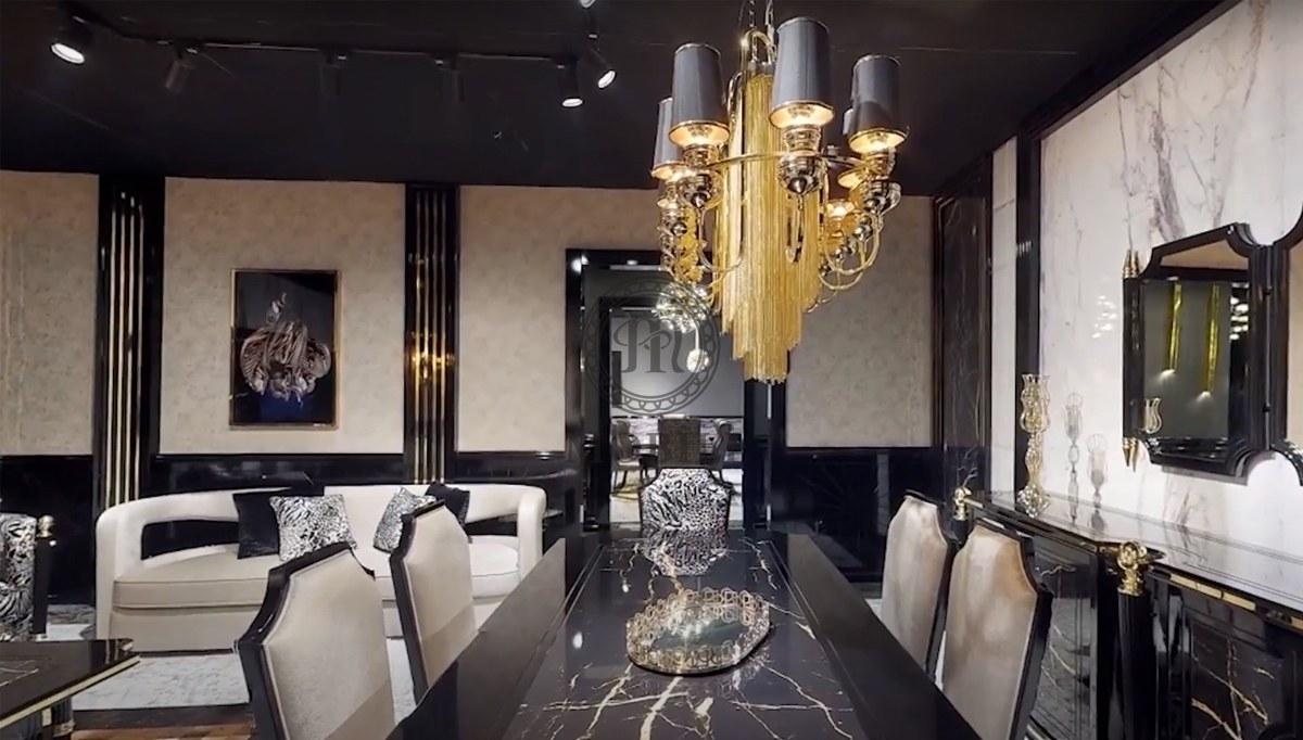 Dallas Luxury Yemek Odası