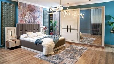 Dervente Yatak Odası
