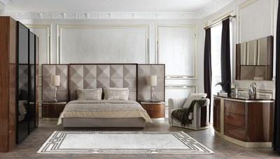 Dior Lüks Yatak Odası