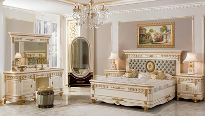 Dormena Klasik Lake Yatak Odası