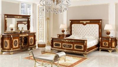 Dormena Klasik Yatak Odası
