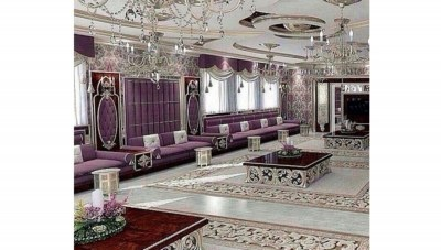 Drama Salon Dekorasyonu