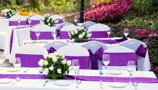 Düğün Masa ve Sandalyeleri