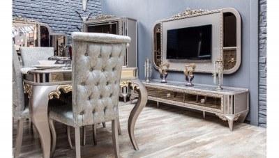 Elegance Lüks Yemek Odası - Thumbnail