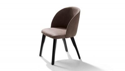 Elipa Siyah Sandalye