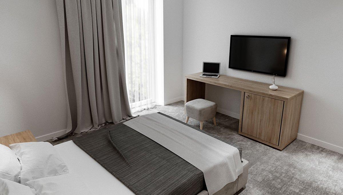 Eliza Otel Yatak Odası