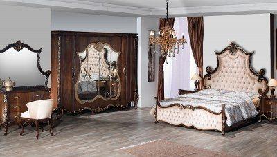 Ertuğrul Ceviz Yatak Odası