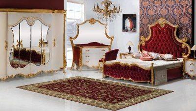 Ertuğrul Klasik Yatak Odası - Thumbnail