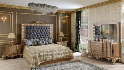Esante Klasik Yatak Odası