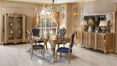 Esante Klasik Yemek Odası