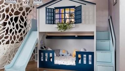 Ev Ranzalı Çocuk Odası