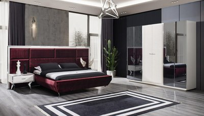 Everton Modern Yatak Odası