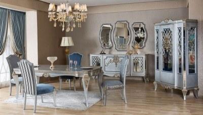 Evira Klasik Yemek Odası